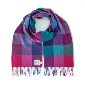 Jewel Fields Merino Scarf by Avoca