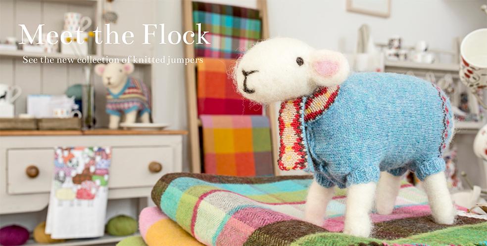 Mary Kilvert - Meet the Flock