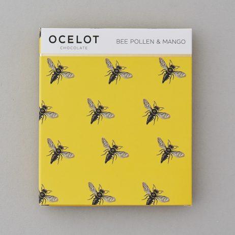 Bee Pollen and Mango Chocolate Bar