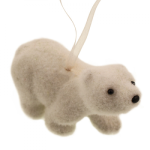 Polar Bear Decoration