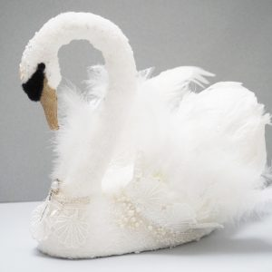 White Swan Decoration