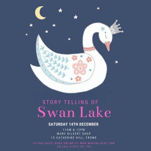 Swan Lake Storytelling
