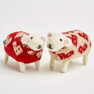 Mary Kilvert Valentine Sheep Workshop