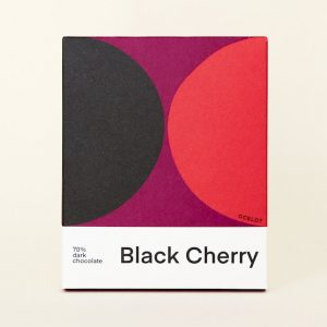 Black Cherry Chocolate Bar