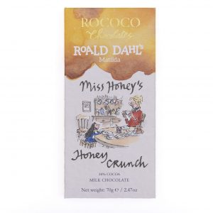 Miss Honey's Honey Crunch Milk Chocolate Bar
