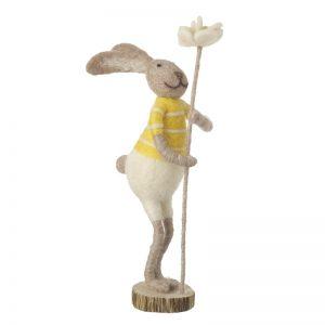 Woollen Rabbit Decoration