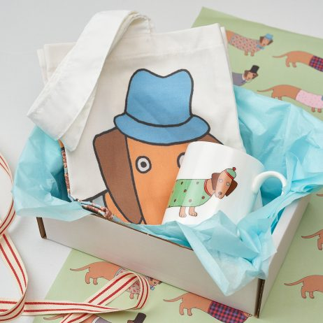Larry the Long Dog Gift Box - Mary Kilvert
