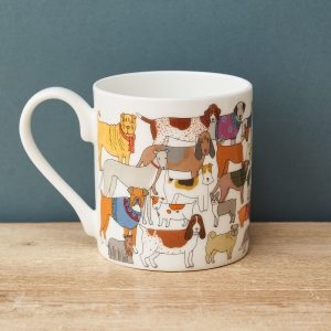 Pack of Proud Pooches Mug - Mary Kilvert
