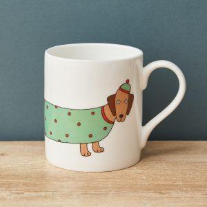 Larry the Long Dog Mug - Mary Kilvert