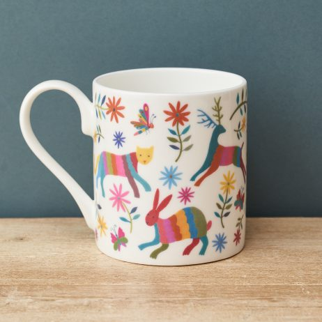Otomi Animals Mug - Mary Kilvert