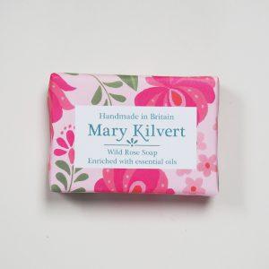 Wild Rose Handmade Soap - Mary Kilvert