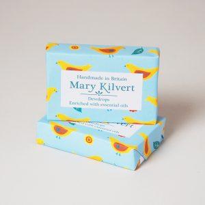 Dewdrops Handmade Soap - Mary Kilvert