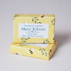 Honey Bees Handmade Soap - Mary Kilvert