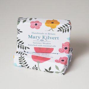 Summer Meadow Handmade Soap - Mary Kilvert